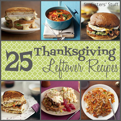 Thanksgiving leftovers lizzies tips for everyday living for What to make with leftover applesauce